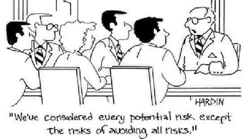 Qual o risco de investir em fundos?